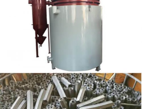 Airflow Carbonization Furnace