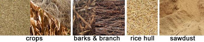 biomass materials