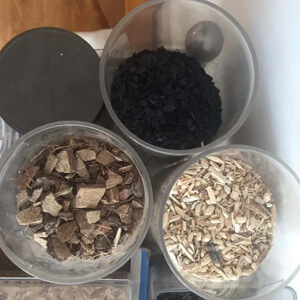 convert-wood-chips-to-charcoal