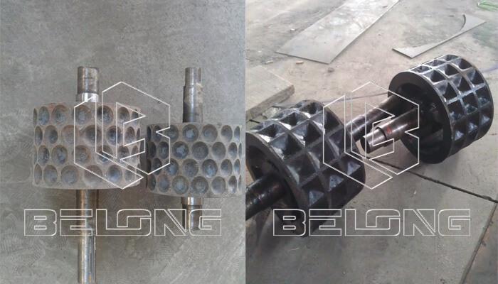 Coal Briquette Machine Press Roller