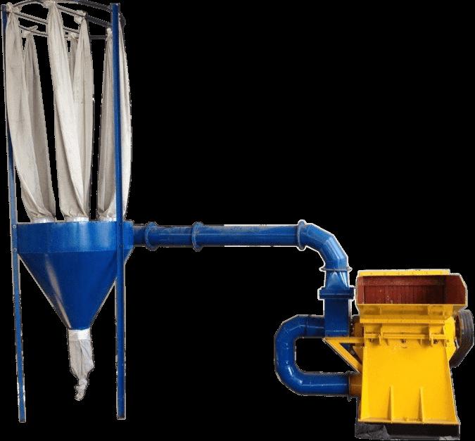 Biomass Materials Crusher