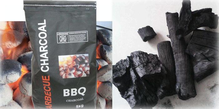 BBQ-charcoal-briquettes-vs-Lump-charcoal