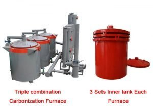 wood-charcoal-carbonization-furnace