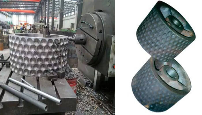 press-roller-production
