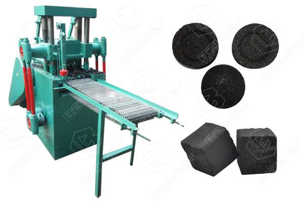 Shisha charcoal machine