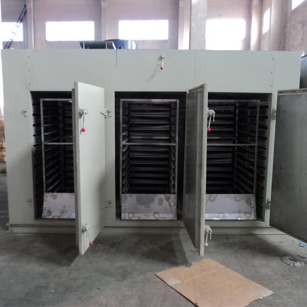 Box type Charcoal Briquettes Dryer
